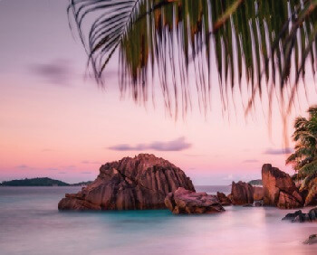 YC Bora Bora Shores Small Jar