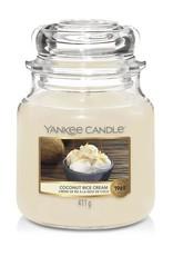 YC  Coconut Rice Cream Medium Jar