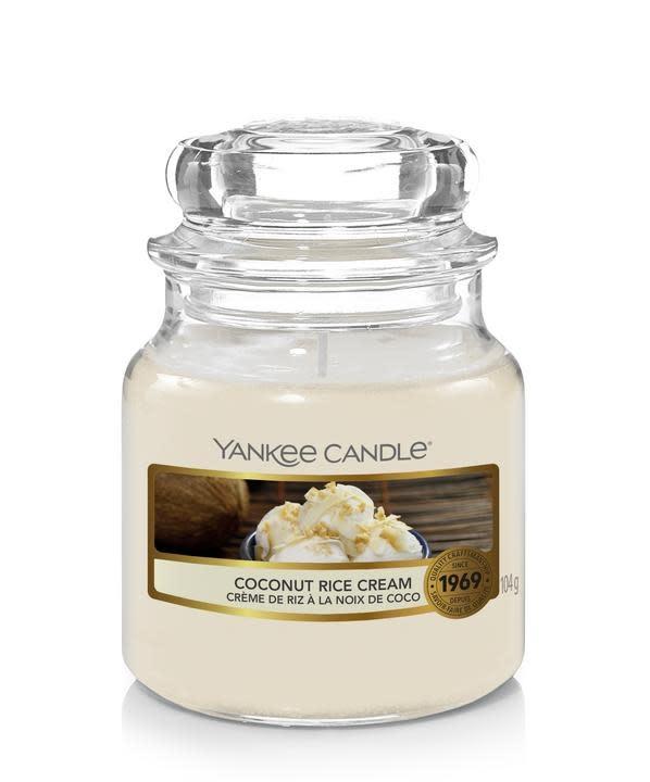 YC  Coconut Rice Cream Small Jar