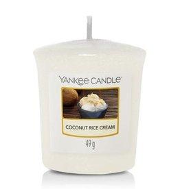 YC  Coconut Rice Cream Votive