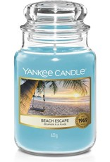 YC Beach Escape Large Jar