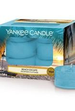 YC Beach Escape Tea Lights 12st
