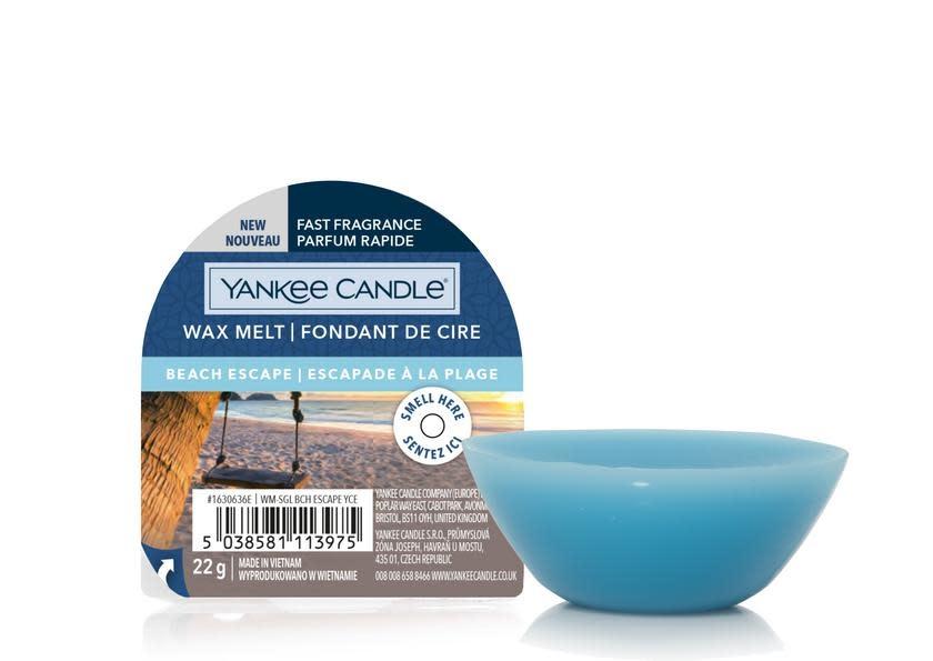 YC Beach Escape New Wax Melt