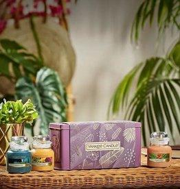 YC The Last Paradise 3 Small Jar Giftset