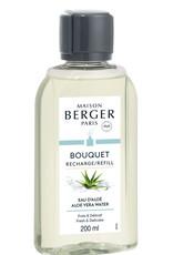 Navulling Parfumverspreider Eau d' Aloë 200ml
