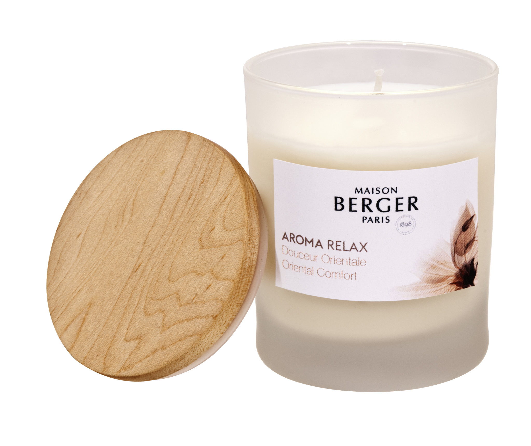 Bougie Aroma collection Relax – Douceur Orientale