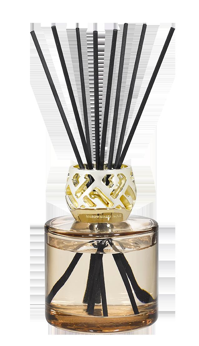 Parfumverspreider met sticks SENSO met Fleur de Musc 180ml