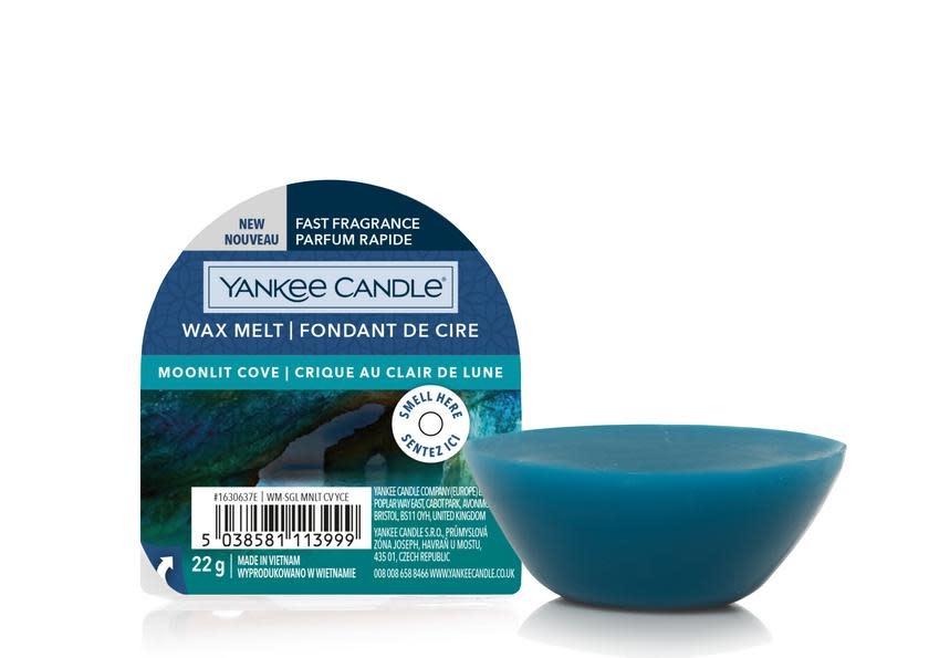 Yankee Candle Moonlit Cove New Wax Melt
