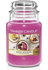 Yankee Candle Exotic Bow Large Jar