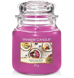 Yankee Candle Exotic Bow Medium Jar