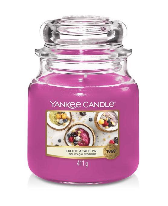 Yankee Candle Exotic Bow Medium Jar