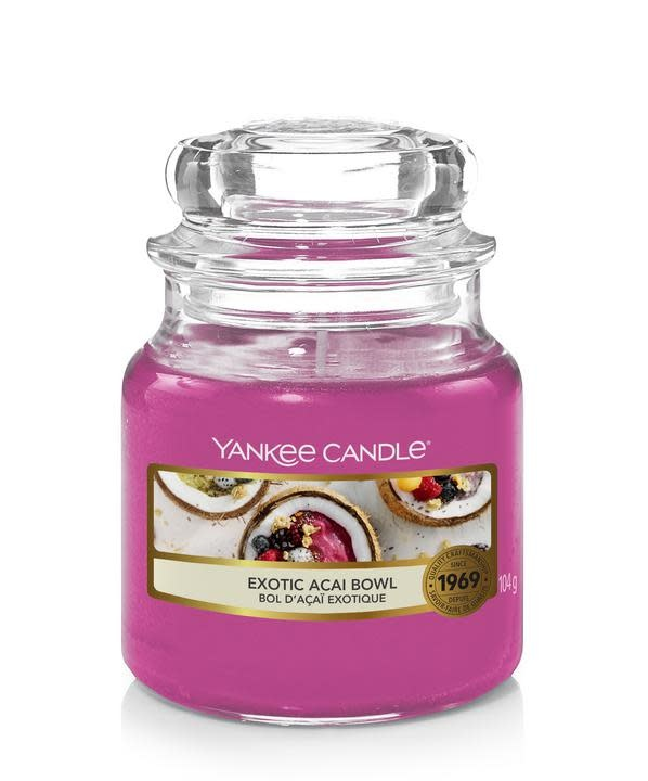 Yankee Candle Exotic Bow Small Jar