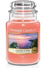 Yankee Candle Cliffside Sunrise Large Jar
