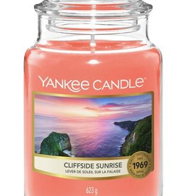 Yankee Candle Cliffside Sunrise Large Jar