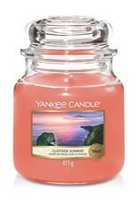 Yankee Candle Cliffside Sunrise Medium Jar