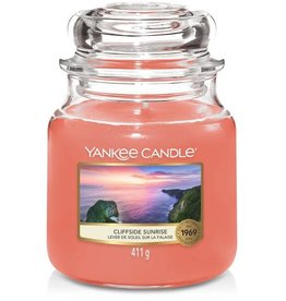 Yankee Candle Cliffside Sunrise Medium Jar