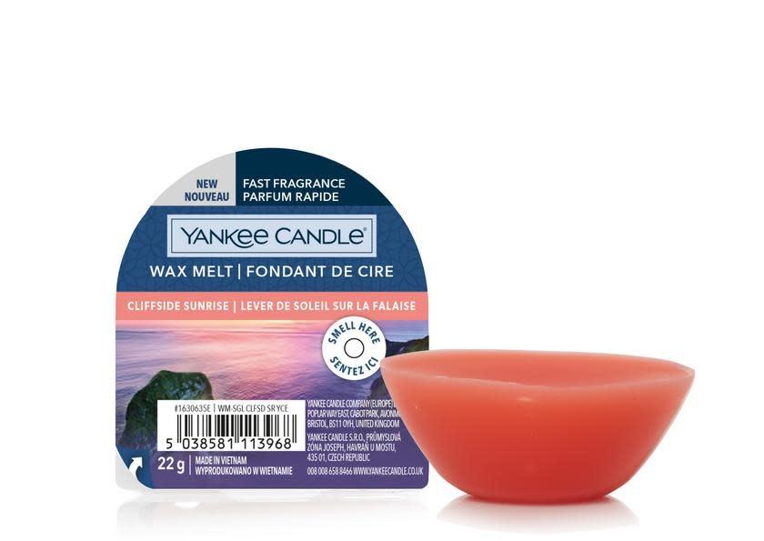 YC Cliffside Sunrise New Wax Melt