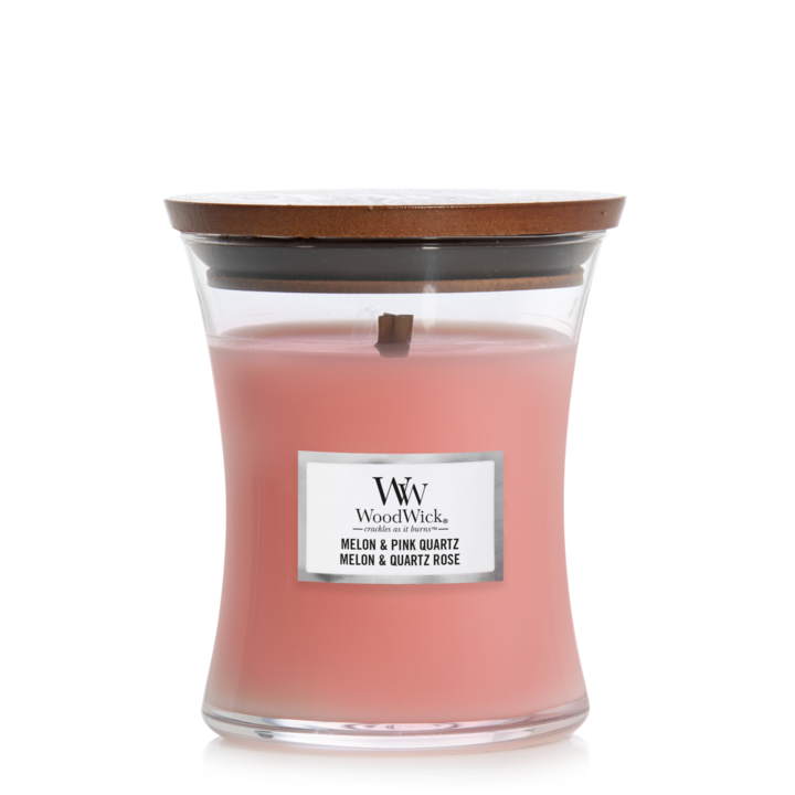 WW Melon & Pink Quartz Medium Candle