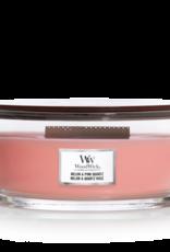 WW Melon & Pink Quartz Ellipse Cande