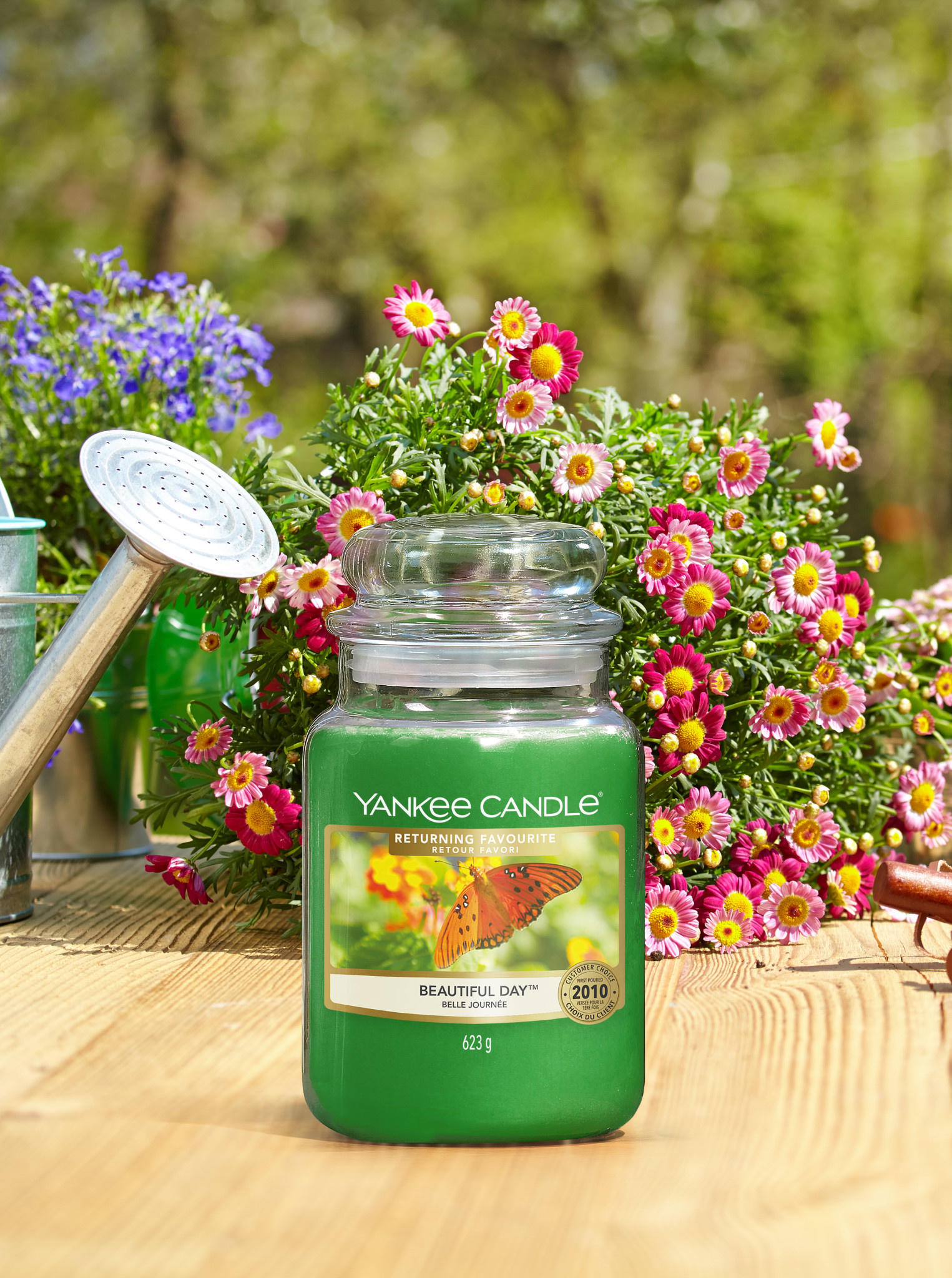YC Beautiful Day Large Jar Special