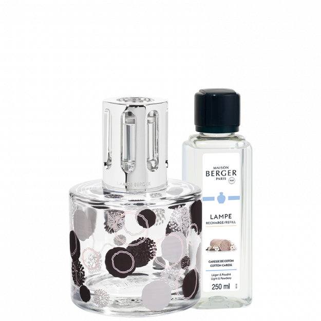 Maison Berger Pure Organique + 250ml Cotton Caress Giftset