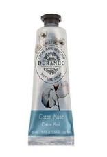 Durance Soft Hand Cream Cotton Musc 30ml