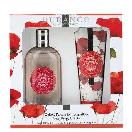Pretty Poppy Gift Set Eau de toilette 100mL + Natural shower gel