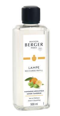 Lampe Berger Mandarine Aromatique 500ml