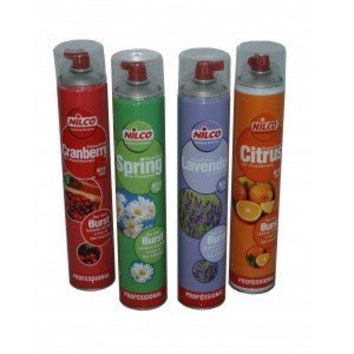 Nilco Geur Spuit Bus (Cranberry) 750 ml