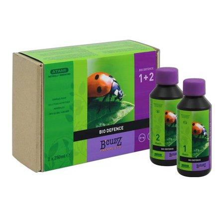 B`cuzz B`cuzz  Bio afweer 1+2 250 ml