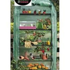 Garden@Home Kweekkas Met 5 Etages