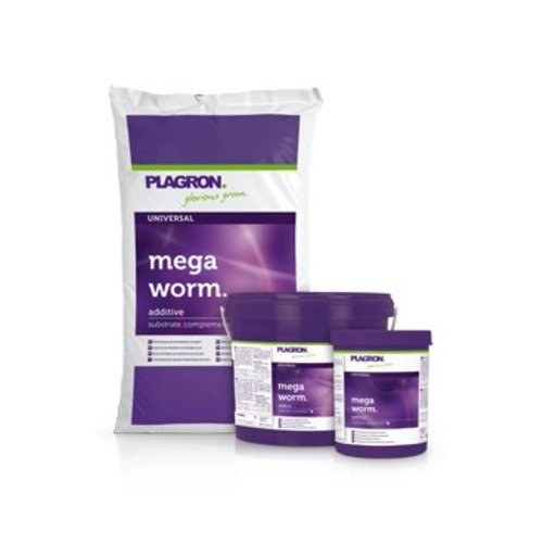 Plagron Plagron Mega Worm 5ltr