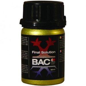 BAC BIOLOGISCHE FINAL SOLUTION 120 ML