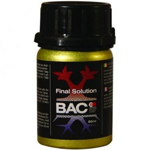 BAC The Final Solution 120 ml
