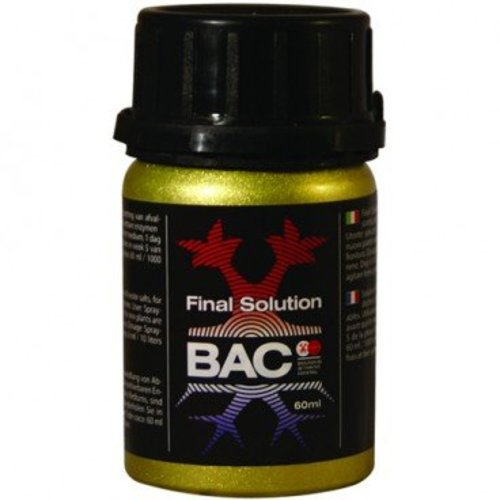 BAC BIOLOGISCHE FINAL SOLUTION 120 ML