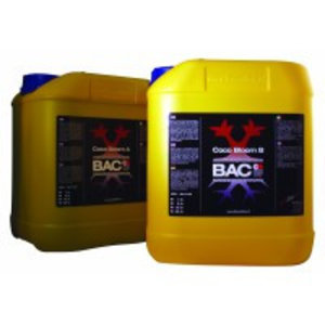 BAC COCOS BLOEI A+B 10 LITER