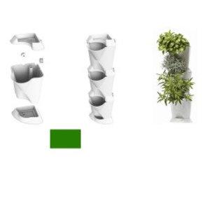 Minigarden Corner, groen (54 x 13 x 13 cm)