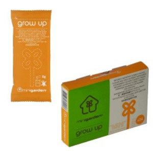 Minigarden Grow Up oranje (24 x 3 gram)