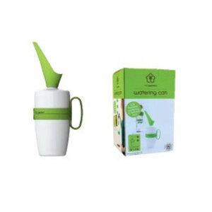 Minigarden gieter 2,5 liter, wit met groen