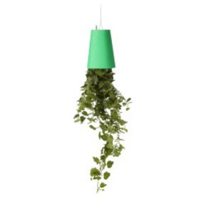 Boskke Sky Planter Gerecycled, small, groen  (uitlopend )