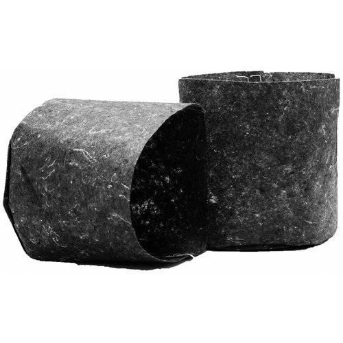Root Pouch Pot  Root Pouch Pot Black 90gram 12 liter 50pcs