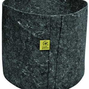 Root Pouch Pot  Charcoal 150gram 3,8 liter