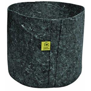 Root Pouch Pot  Charcoal 150gram 3,8 liter