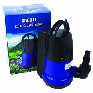 AQUAKING Q50011 DOMPELPOMP MET INGEBOUWDE VLOTTER (10000 L/U)