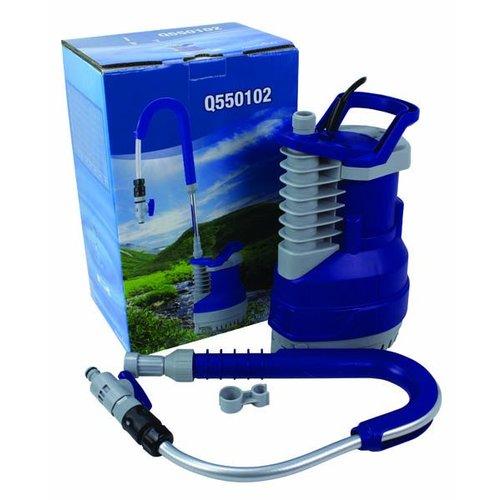 AquaKing Regenton pomp Q550102 met vlotter  (5500 L/U)