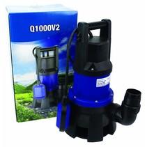 Dompelpomp Q1000V2 met vlotter (20000 L/U)