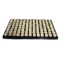 Steenwol pluggen Ø 28 mm zacht