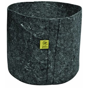 Root Pouch Pot  Charcoal 150gram 12 liter