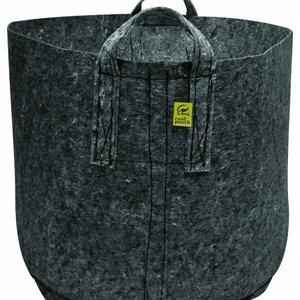Root Pouch Pot  Grey 250 gram 30 liter  met handvat