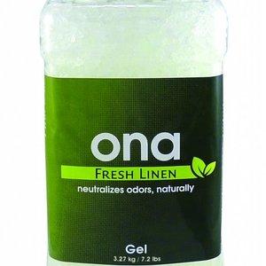 ONA Gel Fresh linen  4 ltr
